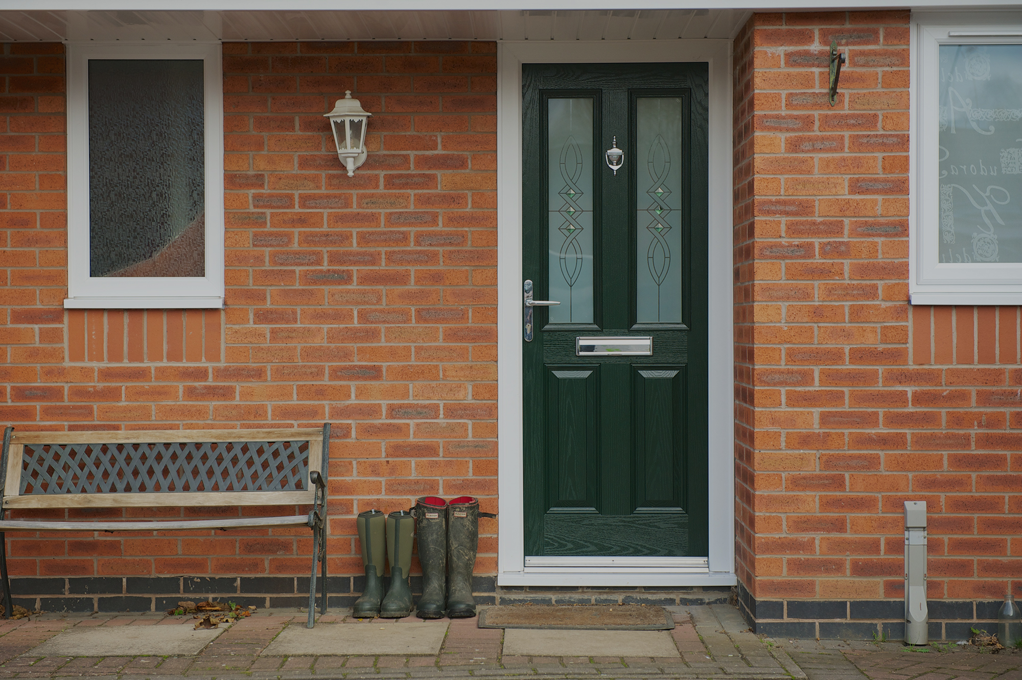 Composite Door Measuring