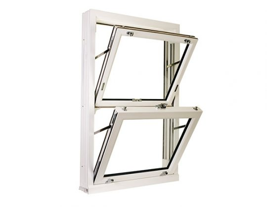 sash horn window
